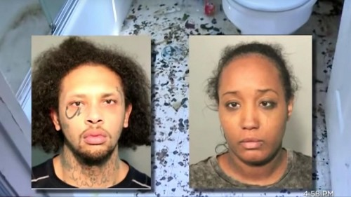 Police returned a missing boy to his parents' home – then arrested them when they looked inside