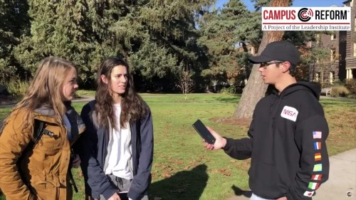 College students say Thanksgiving is 'racist,' give hilarious excuses to support narrative