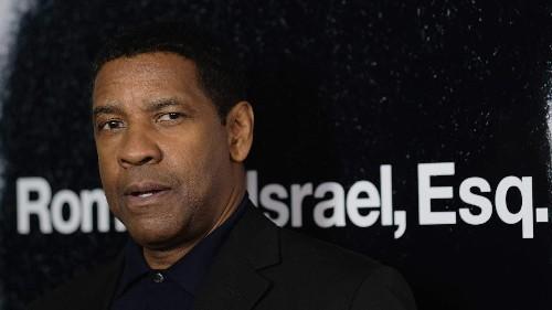 Denzel Washington speaks out: Don't 'blame the system' for black incarceration, 'it starts at home'