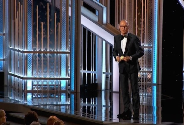 'My Name Is Michael John Douglas. I'm From Forest Grove, Pennsylvania': The One Acceptance Speech From the Golden Globes That People Are Talking About