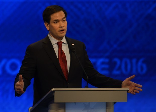 'Why Are These Other Guys Not Saying It?': Rush Limbaugh Reacts to Marco Rubio's Debate Performance