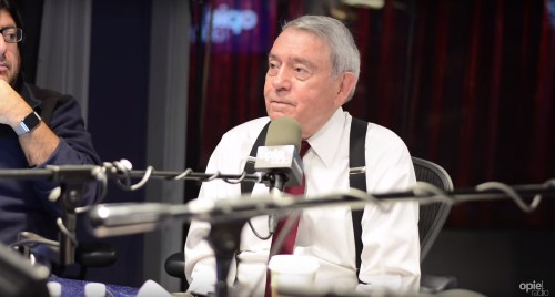 Banned from CBS News Forever, Former Anchor Dan Rather Likens Network's Actions to Soviet Union