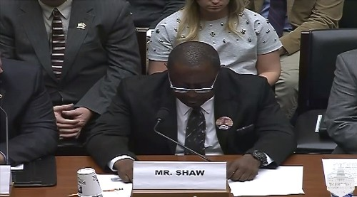 You Could Hear a Pin Drop During Father's Devastating Testimony on Illegal Immigration: 'Do Black Lives Really Matter?'