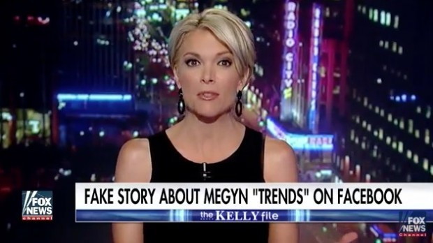 Megyn Kelly on Fake Facebook Story About Her: 'Should I Sue?'