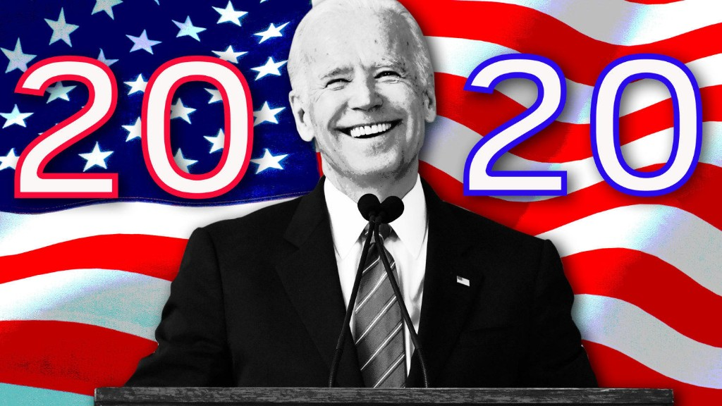 Biden Has Me Seeing 2020! - cover