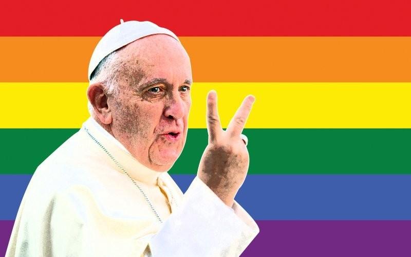 Pope - Magazine cover