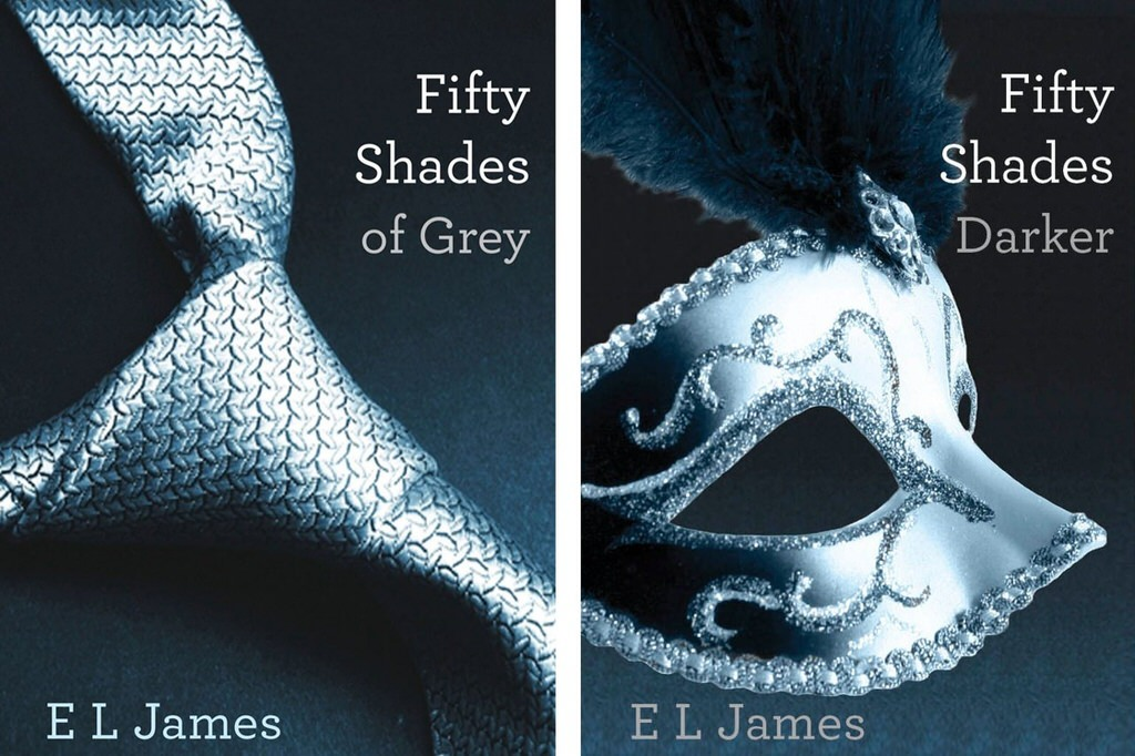50 Shades of Grey - Magazine cover