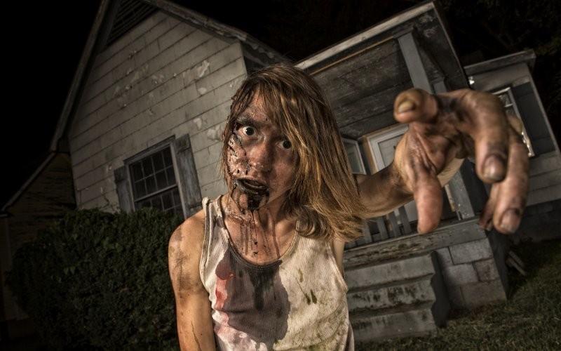 Zombie - Magazine cover