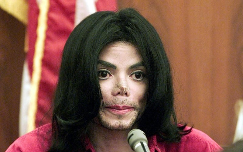 Michael Jackson Accused Of Child Sexual Abuse - Magazine cover