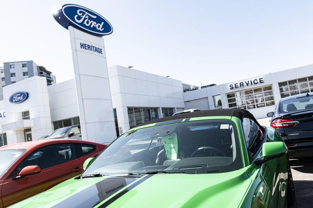 As car sales plummet, dealerships turn to online retail, financing deals to cope
