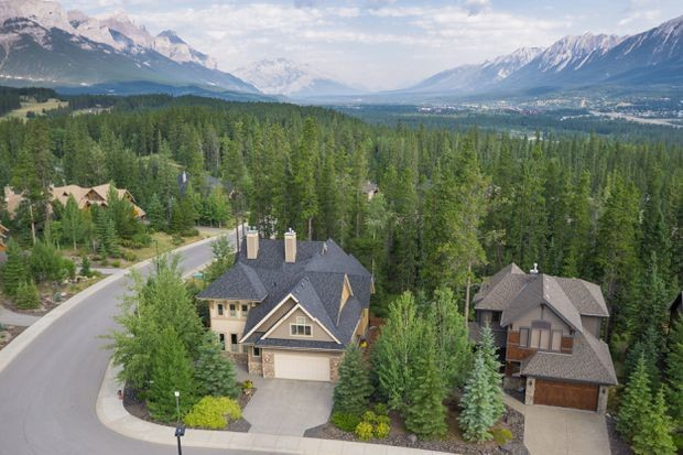 Off-market sale prompted by looming relist of Canmore mountain home