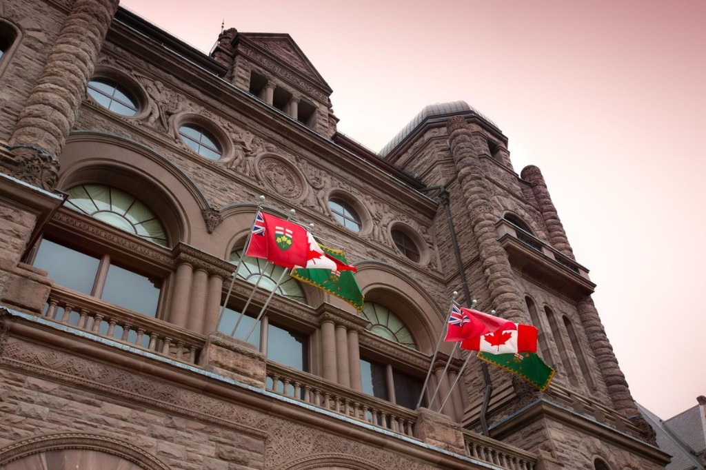 Ontario legislature criticized for plans to fly China's flag