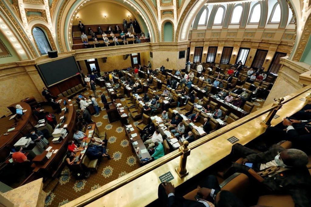 Mississippi seeing big coronavirus outbreak in state legislature