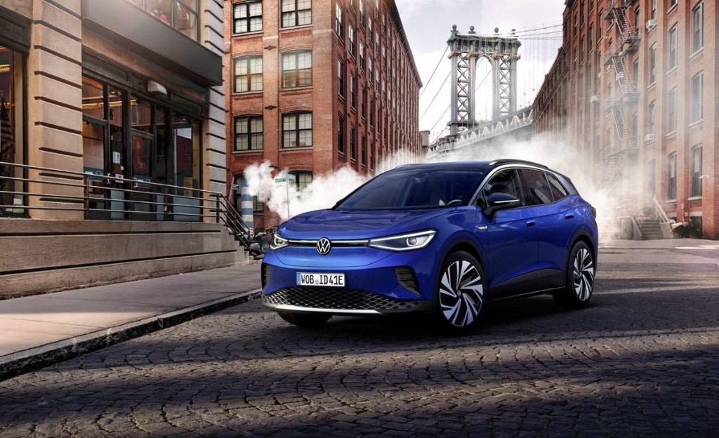 Volkswagen charges into its future with all-electric ID.4 compact SUV
