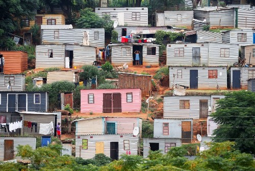 As coronavirus spreads into shantytowns, Africa faces tough new test