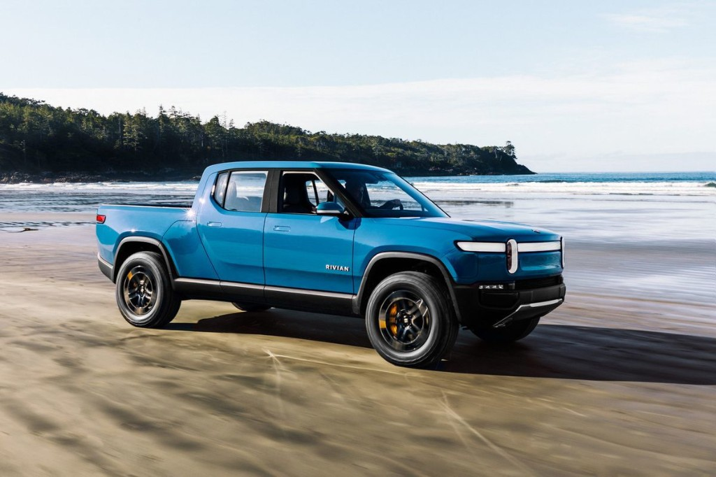 Six electric pickups expected to make it to market