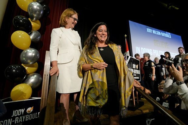 Jane Philpott, Jody Wilson-Raybould say they have surpassed their fundraising goals