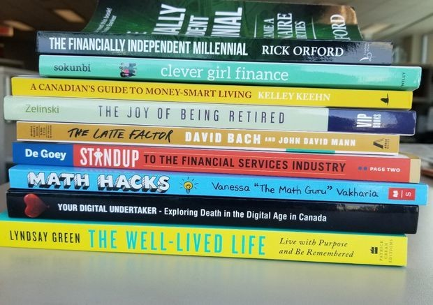 Your summer personal finance reading list