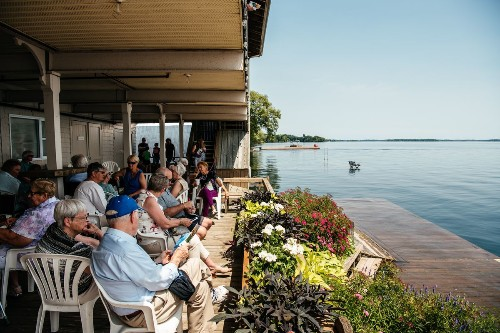 Flood thy neighbour: As spring arrives, higher Great Lakes water levels pit communities against each other