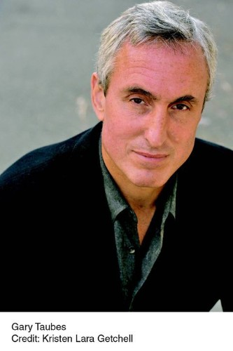 Gary Taubes on his new book and why he won't eat Christmas sweets