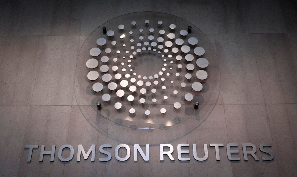 Thomson Reuters profit better than expected despite drop in revenues