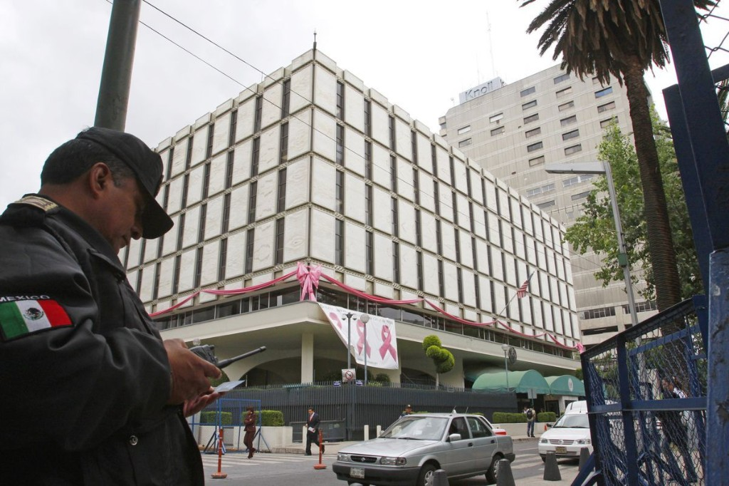 Ex-U.S. embassy worker in Mexico suspected of sexually assaulting 24 women