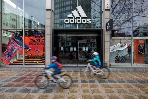 Adidas apologizes for deferring rent payments on stores shut by coronavirus lockdowns