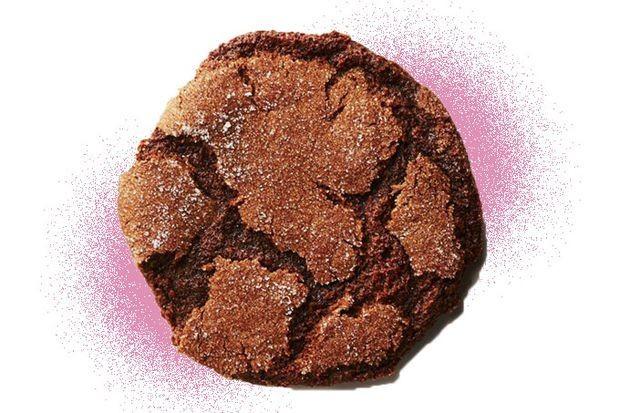 Ginger molasses crinkles recipe