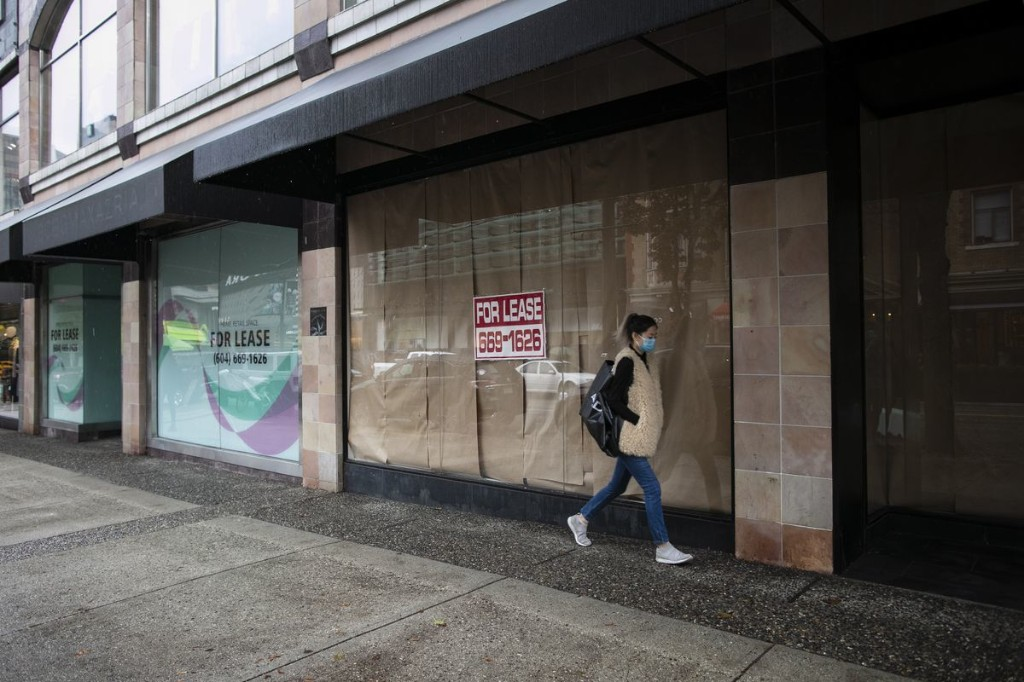 Will the pandemic reshape landmark high streets like Queen St. West and Robson?