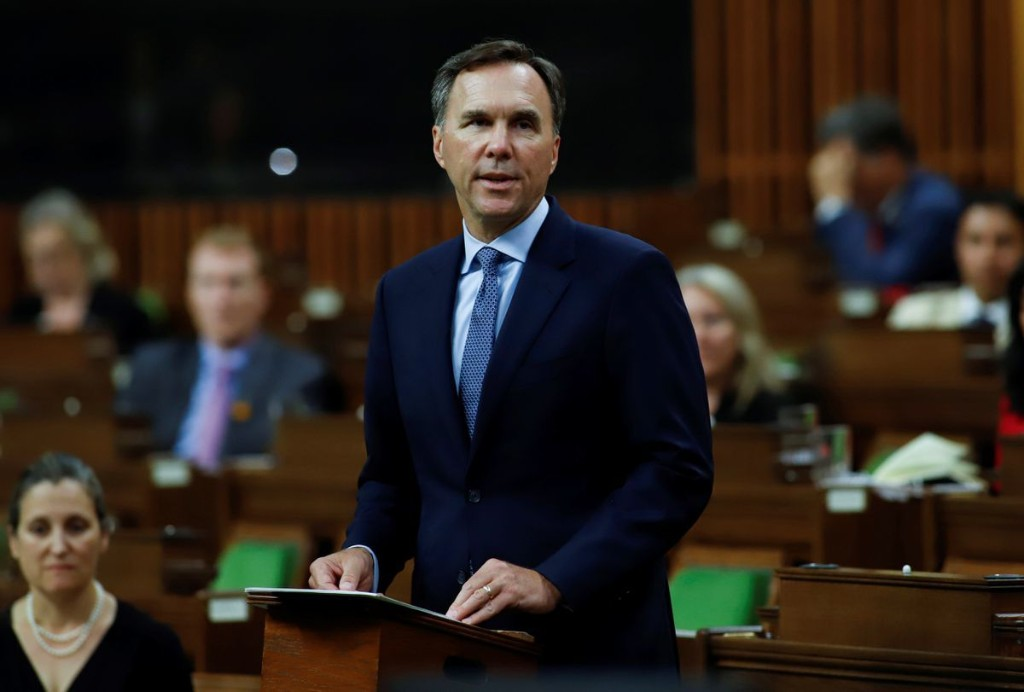 Evening Update: Ottawa projects $343.2-billion deficit, more than $1-trillion debt; Trudeau did not recuse himself from WE Charity decision