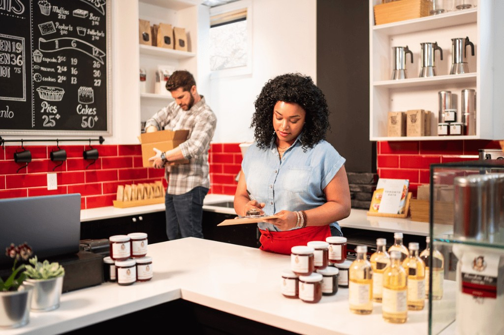 During volatile times, small businesses lean on support networks