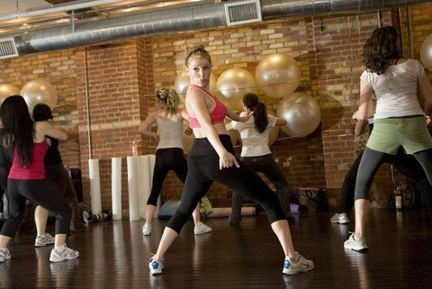 Zumba makes exercise fun with classes for 'everybody and every body'