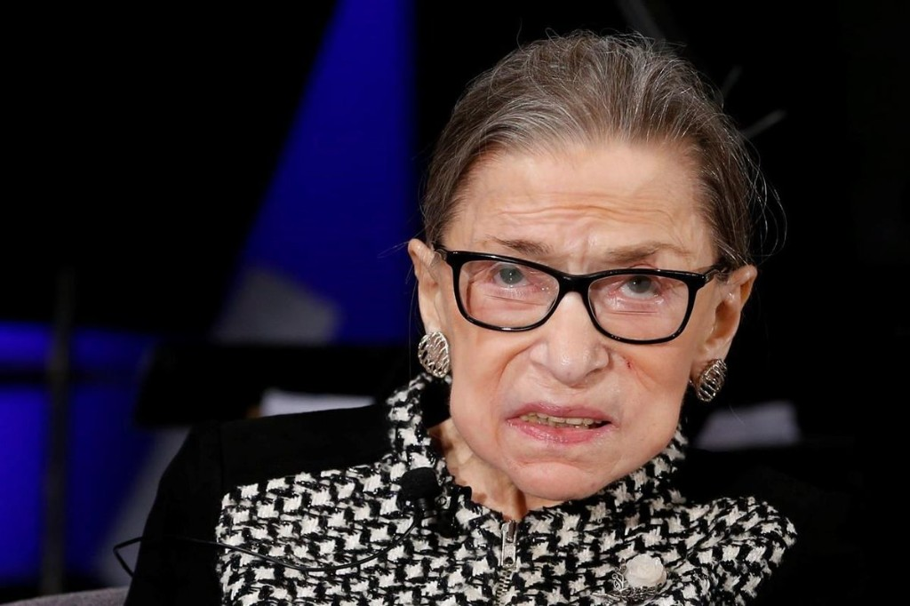 Justice Ginsburg treated for possible infection at Washington hospital