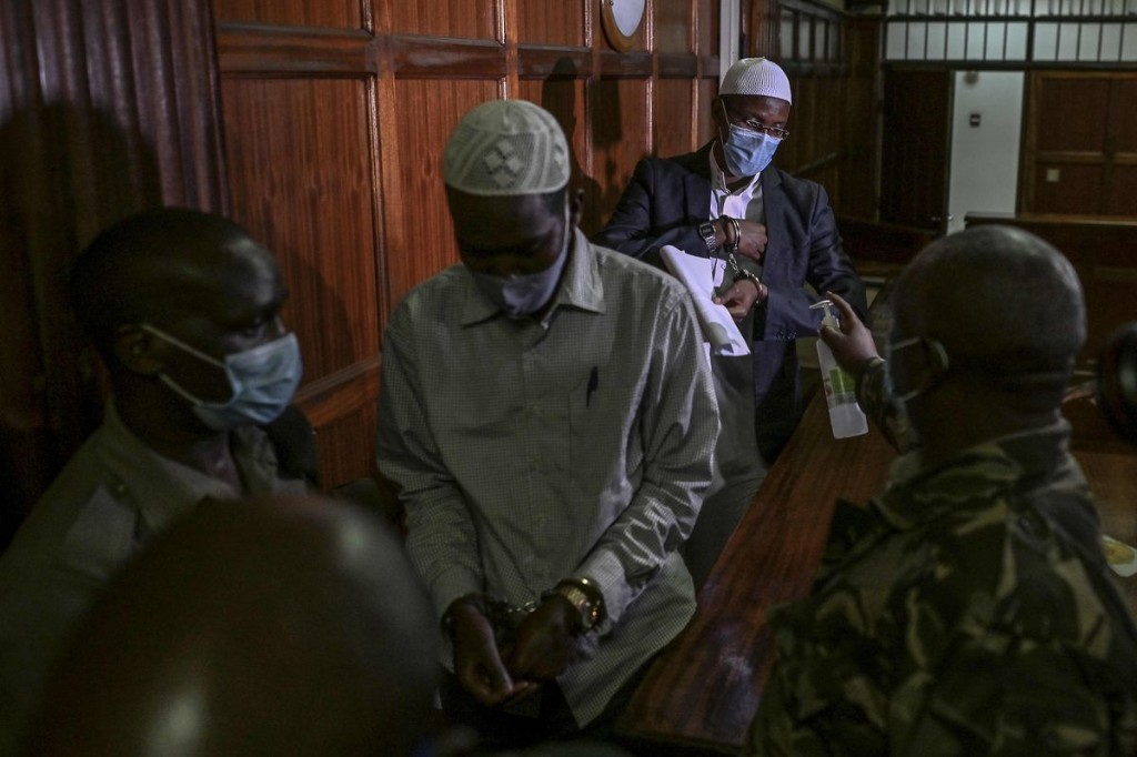 Kenyan court sentences two men for supporting deadly 2013 Westgate Mall attack