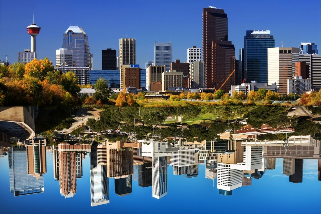 How do you diversify a city's economy? As Calgary tries, it looks south for inspiration