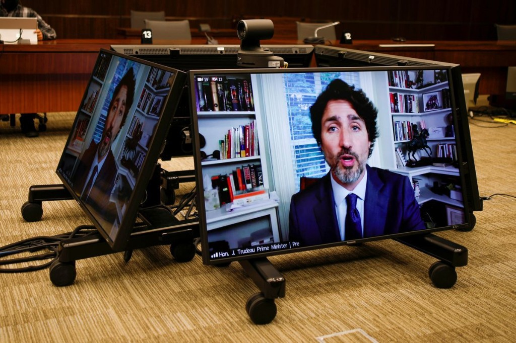 Trudeau's own telling of WE tale leads controversy right back to the Prime Minister