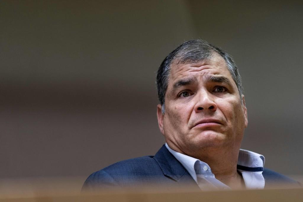 Court finds former Ecuadorian president Rafael Correa guilty of corruption