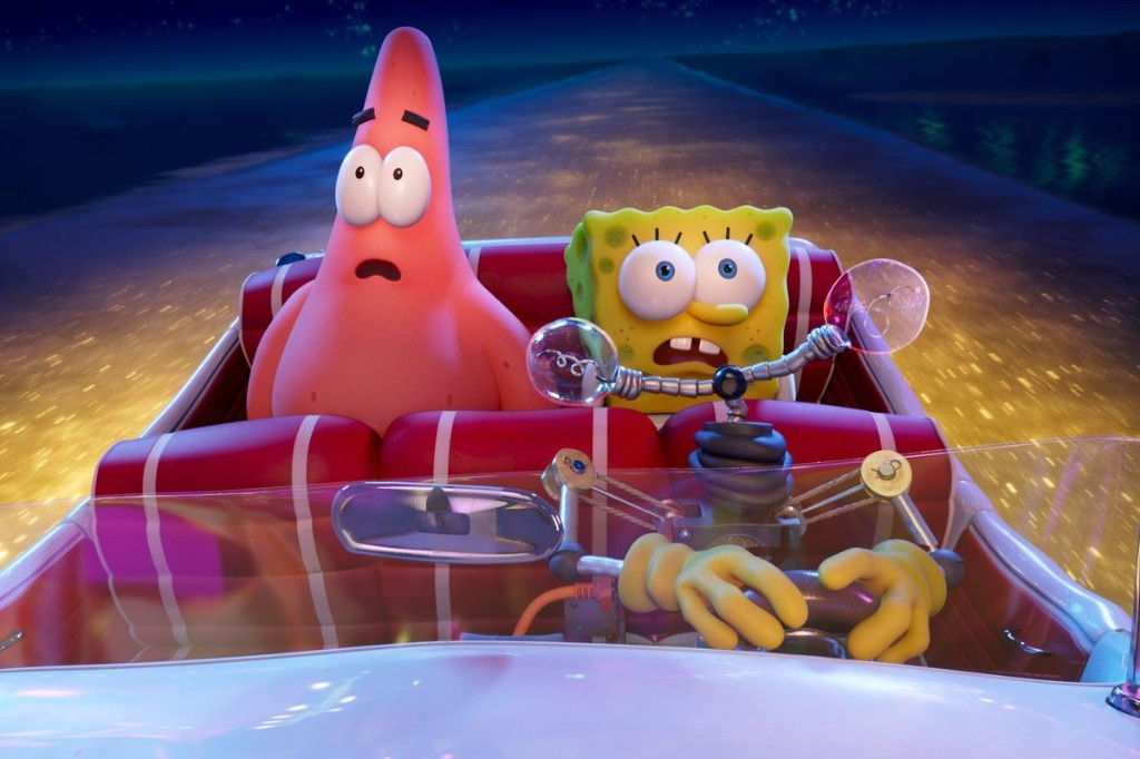 Review: The SpongeBob Movie: Sponge on the Run is not the thrilling adventure my kids were hoping for