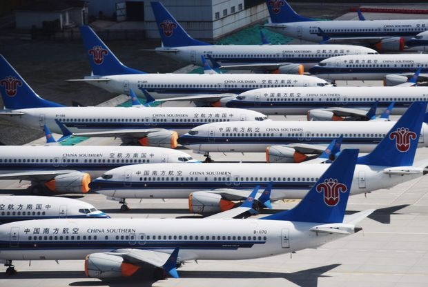 China's aviation regulator raises 'important concerns' about Boeing 737 Max changes