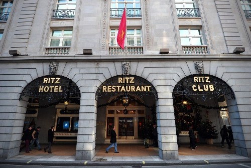 Billionaire brothers feud over proposed sale of London's Ritz hotel