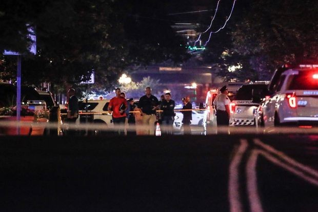 Gunman shot dead by police after killing nine in Ohio, including his sister; motive unknown