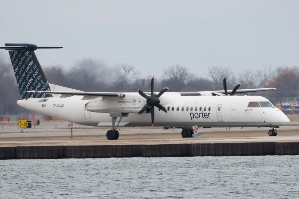 Porter again delays restart date, aims to resume flights in October