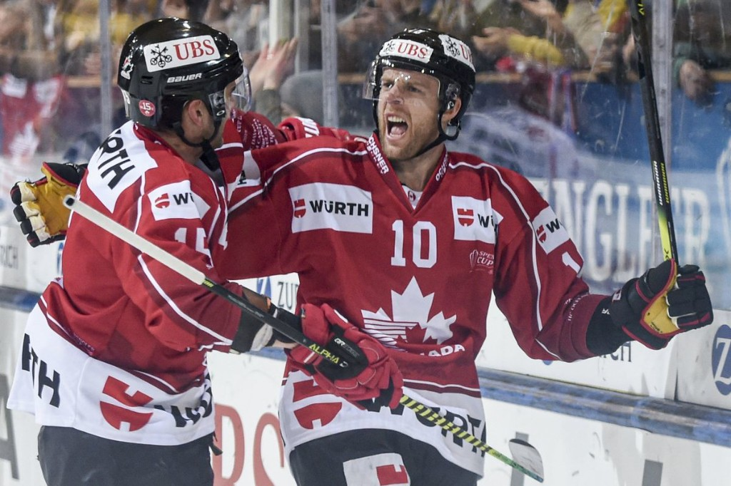 Canada defeats Trinec Ocelari 4-0 to win record 16th Spengler Cup