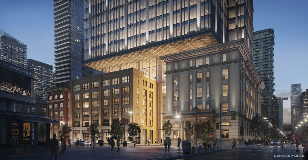Dream Office REIT betting on Toronto with biggest development proposal since COVID-19 pandemic began