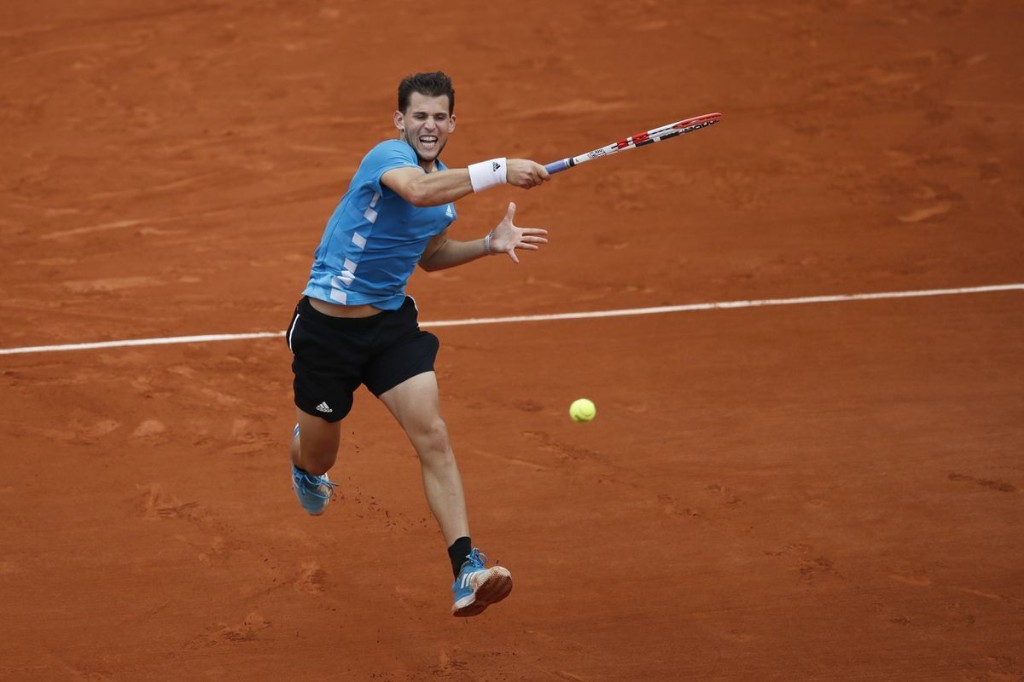 Unpredictable year continues at French Open
