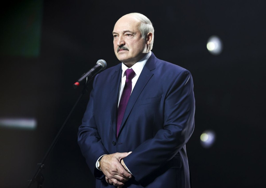 Canada and Britain impose sanctions on Lukashenko, other senior Belarusian officials