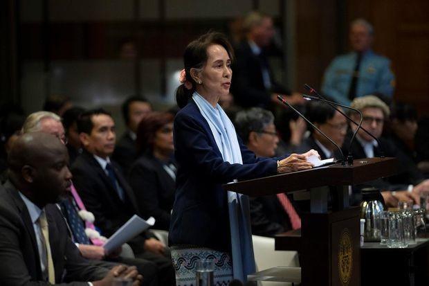 Myanmar prepares response to International Court of Justice order on Rohingya