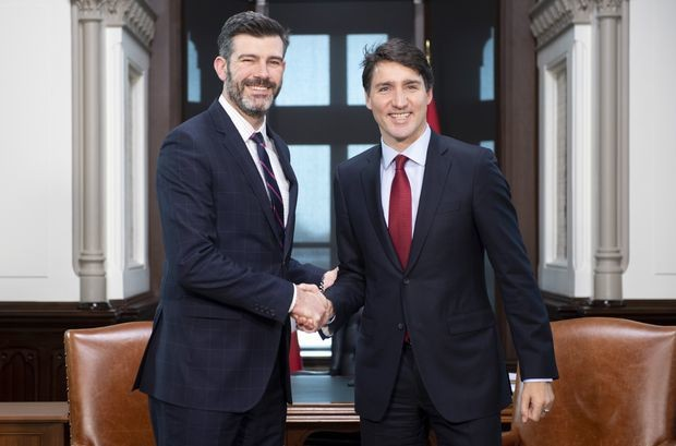 Iveson says mayors could help smooth relations between Trudeau, Prairie premiers