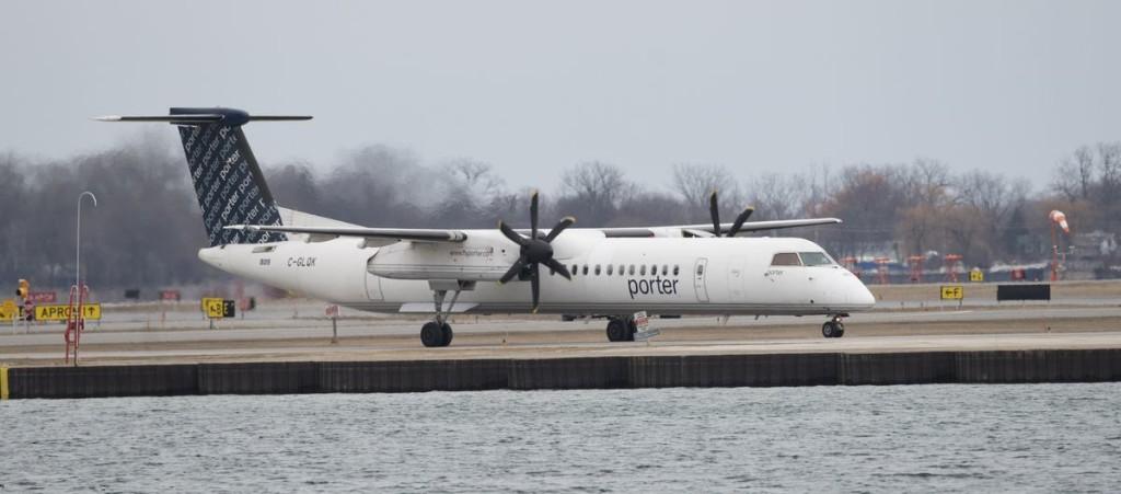 Porter again delays restart date, aims to resume flights in October