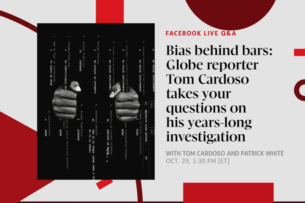 Risk assessments in Canada's prisons are biased against Black and Indigenous inmates. Reporter Tom Cardoso spent two years looking at why